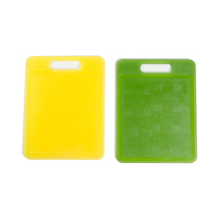 Plastic Cutting Board Set