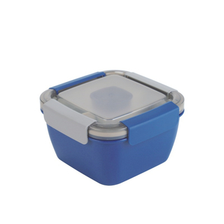 BPA FREE Plastic Salad Lunch Box Container