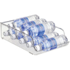 Freezer Water Bottle Storage Organizer Bin