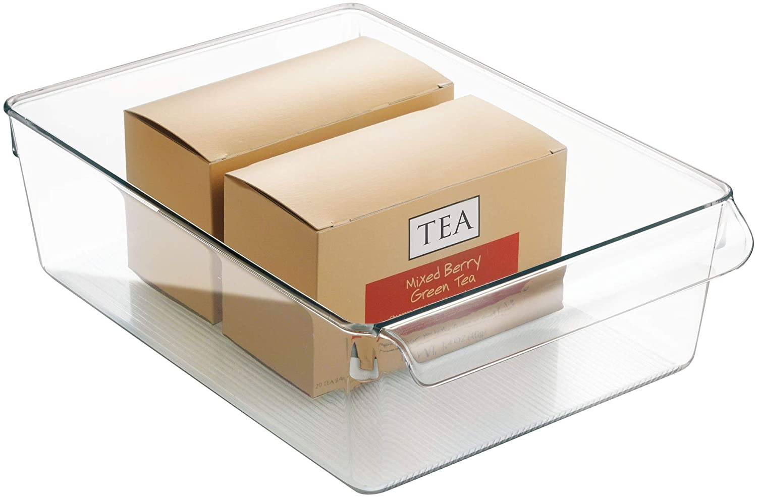 Plastic Fridge Clear Container for Food