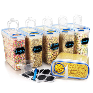 6.3L Cereal Storage Container Set
