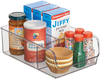BPA-Free Stackable Food Storage Containers
