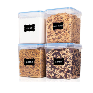 Cereal Food Storage Containers 4.3L