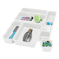 Adujustable Stain-resistant Kitchen Cabinet Organizers